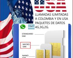 IMAGEN SIM CARD USA